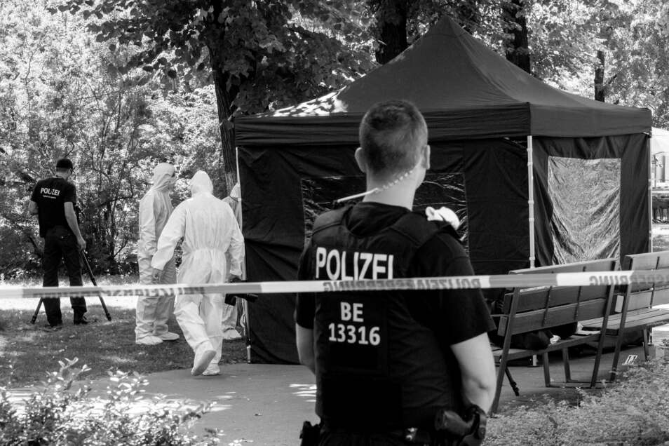 Im Kleinen Tiergarten in Berlin-Moabit wurde am 23. August 2019 der Georgier Selimchan Changoschwili erschossen.