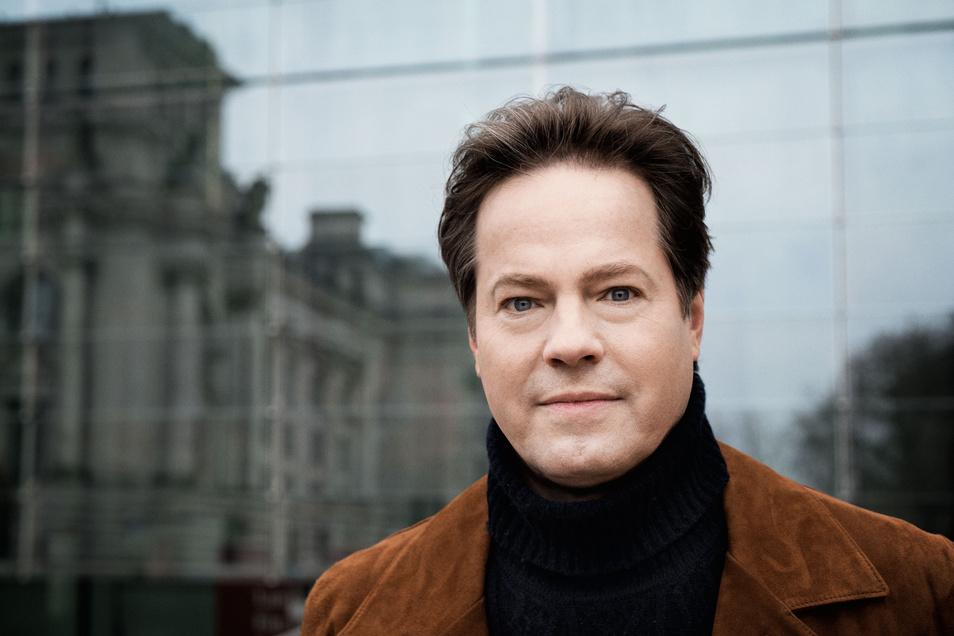 Intendant Jan Vogler.