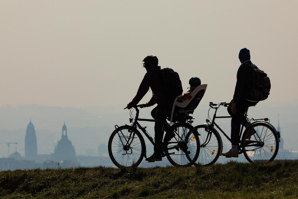 Das Interesse am Fahrrad hat sich durch die Pandemie verstärkt.