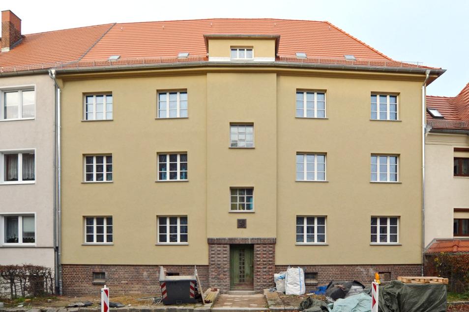 Mehrfamilienhaus in der Frauenburgstraße