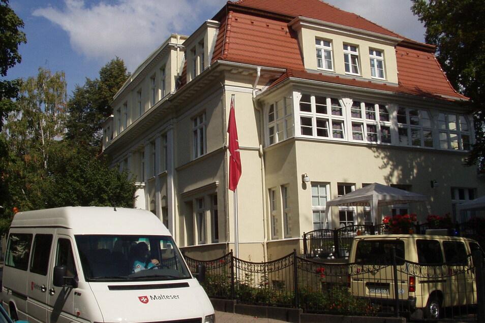 Die sanierte Geschäftsstelle auf dem Mühlweg mit moderner Fahrtechnik.