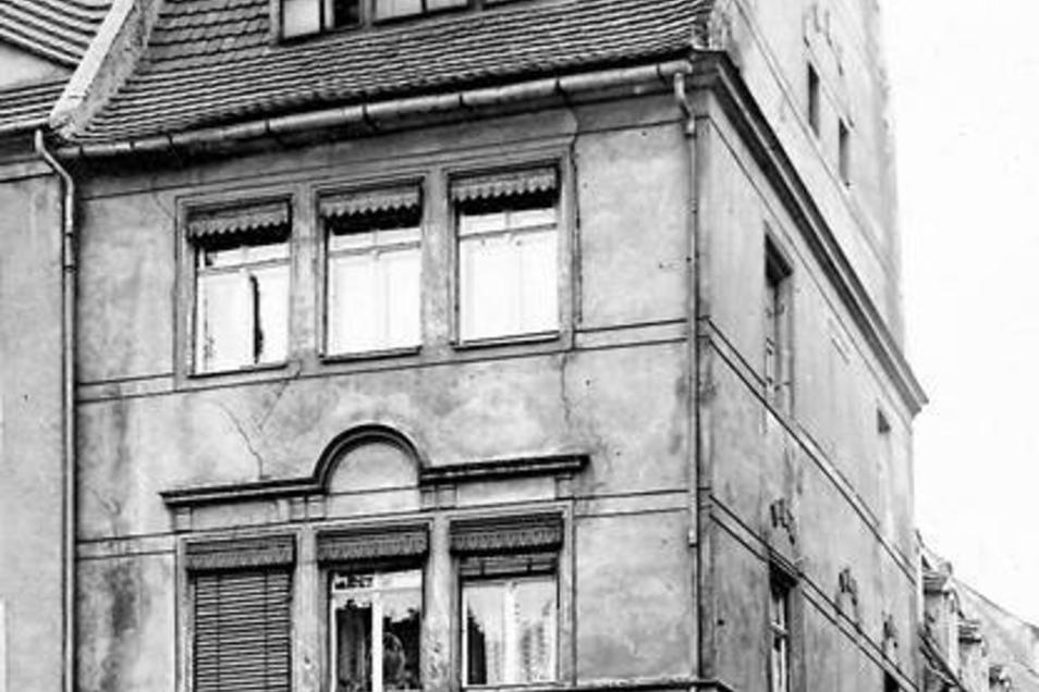Vor 1933 gab es in dem Haus auf der Barbiergasse 1 Sämereien. Foto: priva