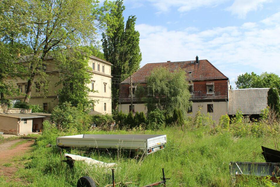 """Das ehemalige Rittergut im Kreischaer Ortsteil Bärenklause. Hier tagte am 18. Dezember 1750 das """"Hochnotpeinliche Halsgericht""""."""