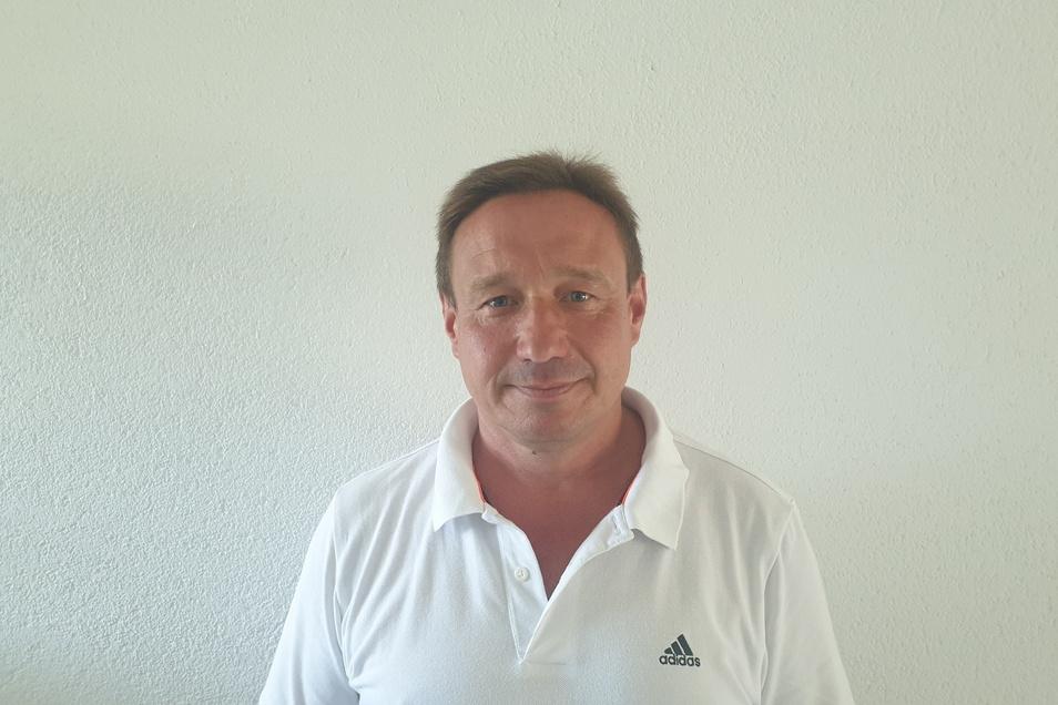 Gojko Sinde ist Geschäftsführer des Westlausitzer Fußball-Verbandes.