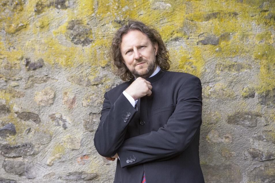 Juri Gilbo ist international gefeiert und aktuell Chefdirigent der Russischen Kammerphilharmonie St. Petersburg. © Alexander Neroslawsky