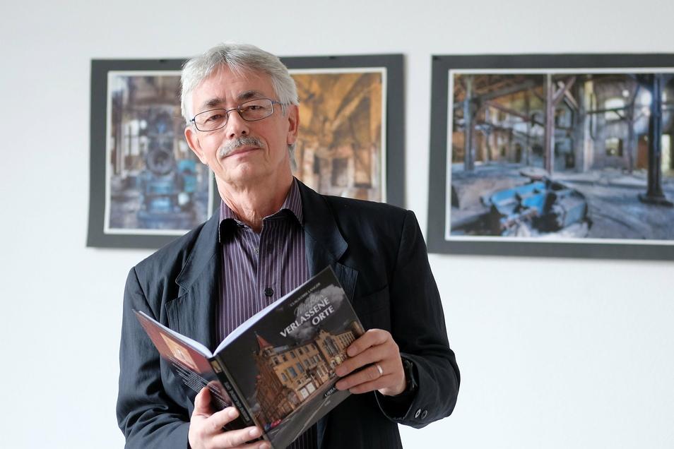 Claus-Dirk Langer ist Stadtchronist, Architekt und Autor zahlreicher Bücher über Meißen.