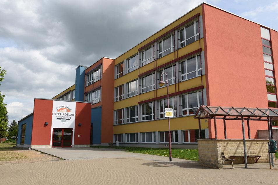 Die Oberschule in Klingenberg wird in wenigen Jahren nur noch für die Gemeinde ausreichen. Die Kinder aus den Nachbarorten brauchen aber auch eine Lösung.