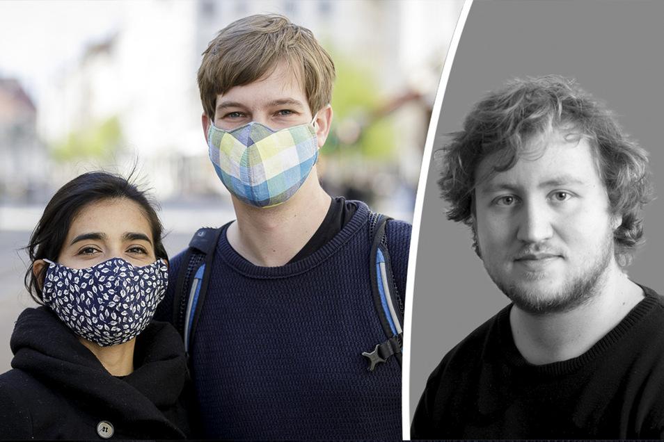 Die plötzliche Einführung der Maskenpflicht hat mehr geschadet als genutzt, findet SZ-Redakteur Maximilian Helm.