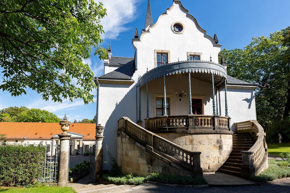 Schloss Burgk in Freital soll touristisch weiterentwickelt werden.