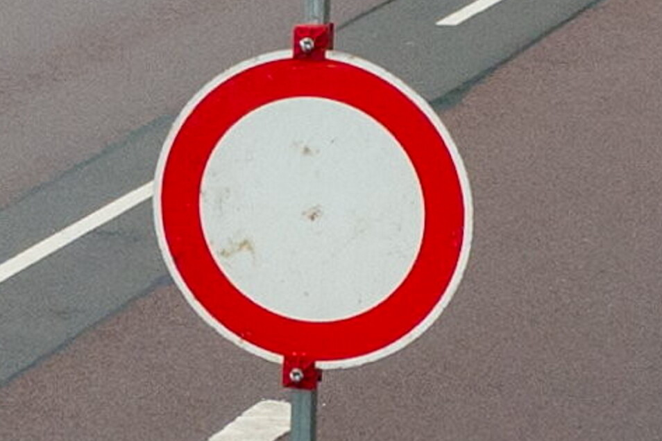 Ab dem 19. Mai ist die B175 zwischen Altgeringswalde und Aitzendorf voll gesperrt.