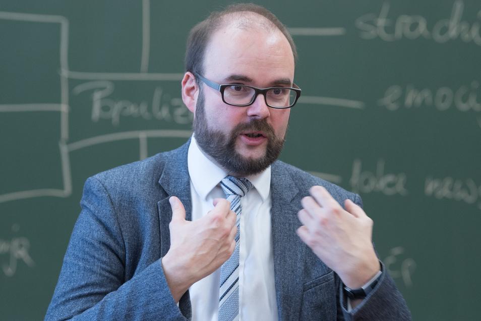 Sachsens Kultusminister Christian Piwarz (CDU) will vermeiden, dass die Schüler länger als nötig zu Hause unterrichtet werden.