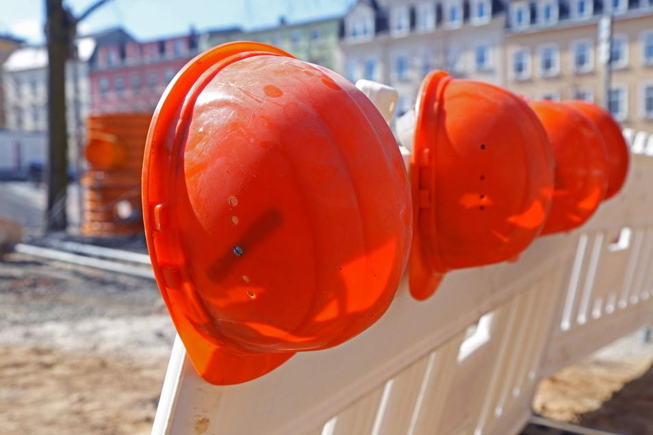 Wenn Bauarbeiter zur Zielscheibe werden.