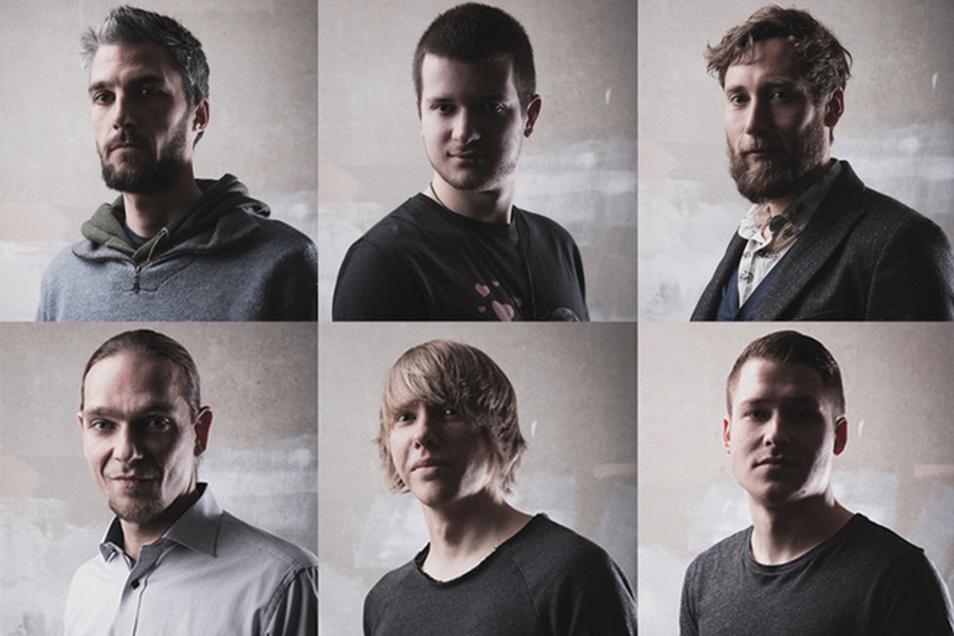 Gruppenfoto von Manicx
