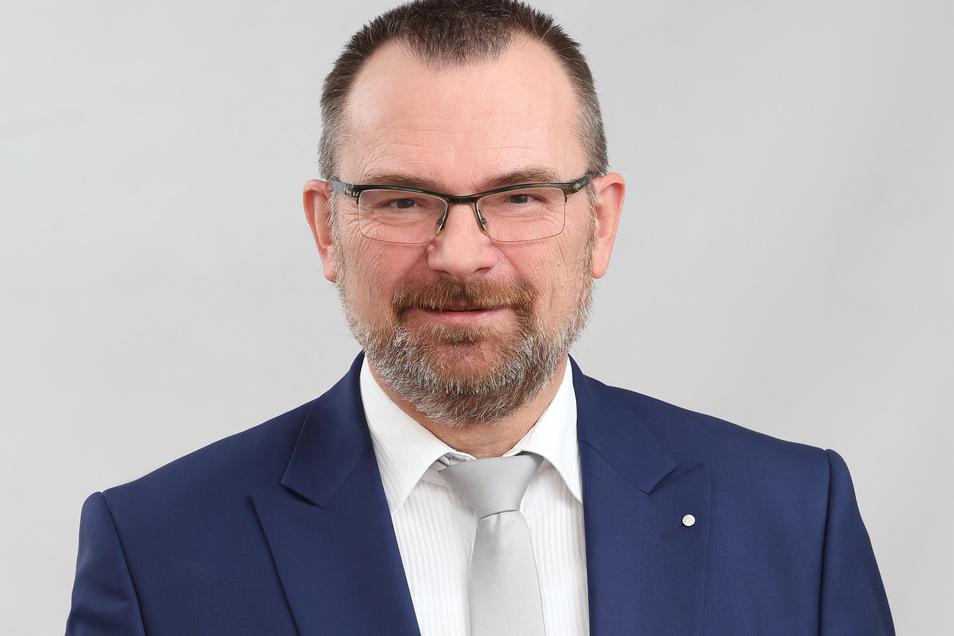 Klaus-Peter Hansen, Vorsitzender der Geschäftsführung Regionaldirektion Sachsen der Bundesagentur für Arbeit