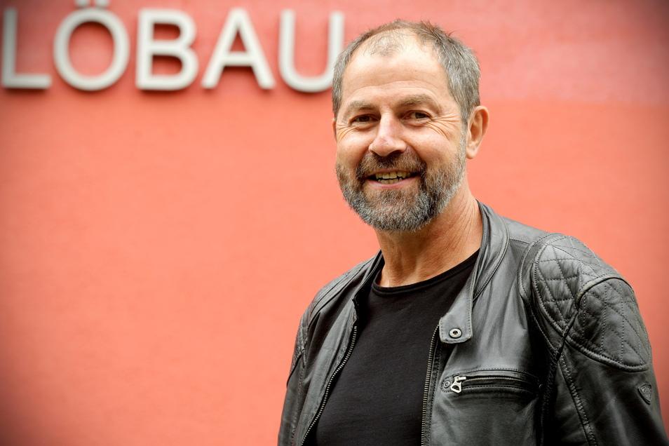 Albrecht Gubsch leitet seit Jahren das Löbauer Bauamt und kandidiert für den OB-Posten.
