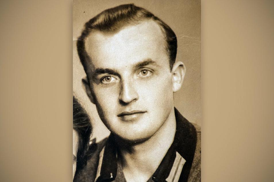 Von ihrem Vater, der auch der Vater ihres Halbbruders ist, besitzt Brigitte Stolle nur ein sehr altes Bild. Er hieß Wolfgang Lippmann.