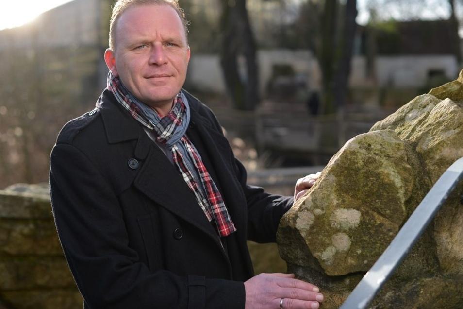 """""""Die Haltungsbedingungen sind nicht optimal"""", räumt Zoochef Karl Ukena ein."""