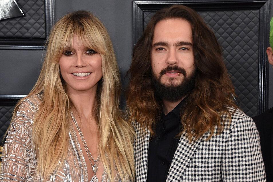 Heidi Klum und Tom Kaulitz sind seit 2019 verheiratet.
