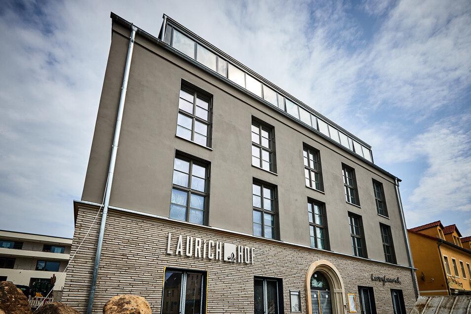 Am Sonntag gibt es am Laurichhof Speisen und Getränke zum Mitnehmen.