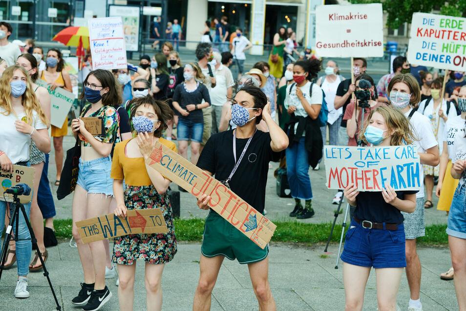 Regierungskritiker: Die Klimabewegung Fridays for Future.