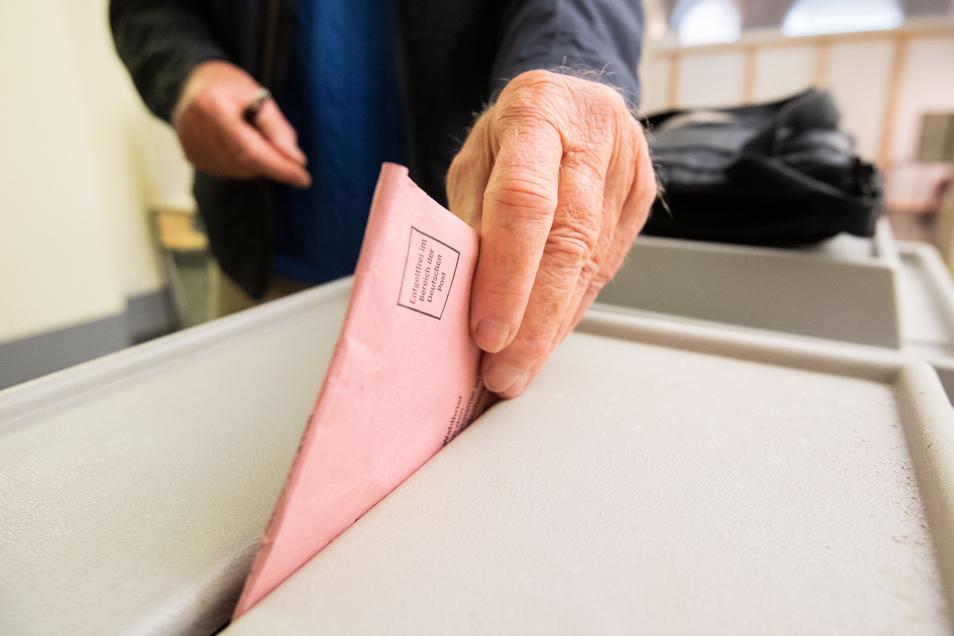 Wem geben die Wahlberechtigten in Bautzen zur Bundestagswahl ihre Stimme?