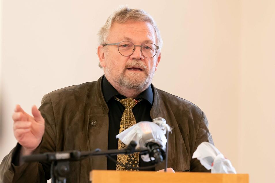 Reiner Rogowski ist Geschäftsführer der Oberlausitz Kliniken.