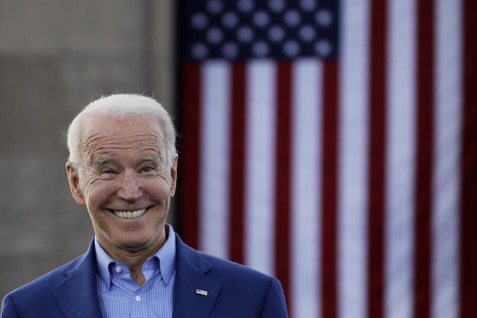Joe Biden hat US-Präsident Trump scharf attackiert.