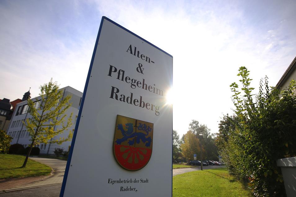 Im Alten-und Pflegeheim Radeberg wurden erste Corona-Fälle nachgewiesen.
