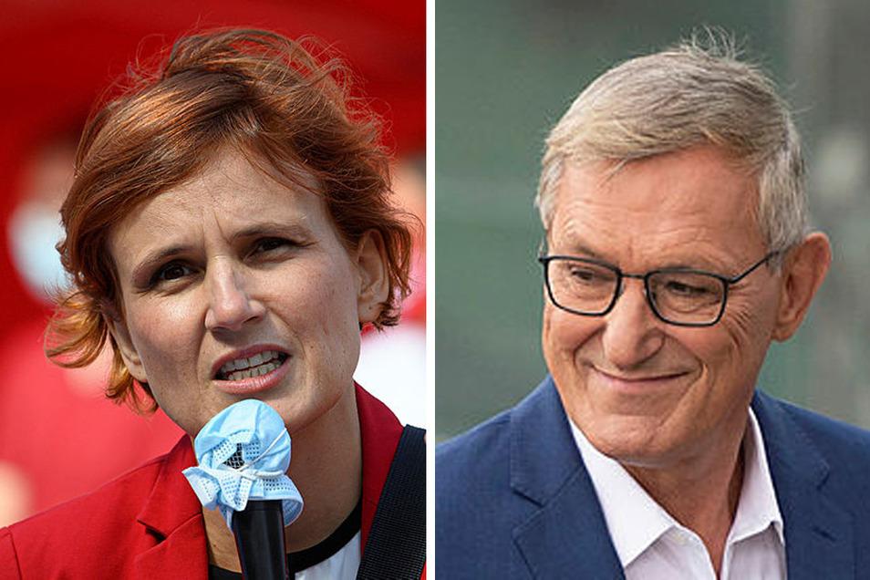 Die bisherigen Vorsitzender der Partei Die Linke, Katja Kipping und Bernd Riexinger, wollen nicht mehr zur Wahl antreten