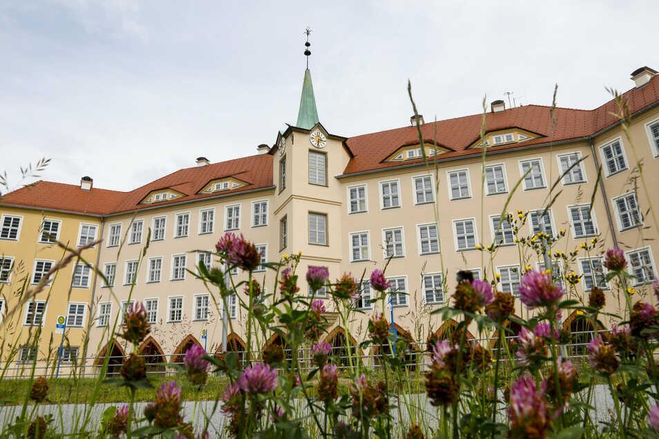 Eine Klasse an der Fröbel-Schule in Olbersdorf hat Quarantäne-Auflagen.