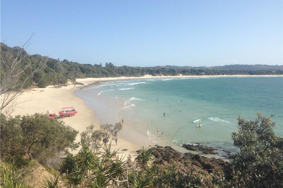 Byron Bay – ein Stück Küste in Austalien.
