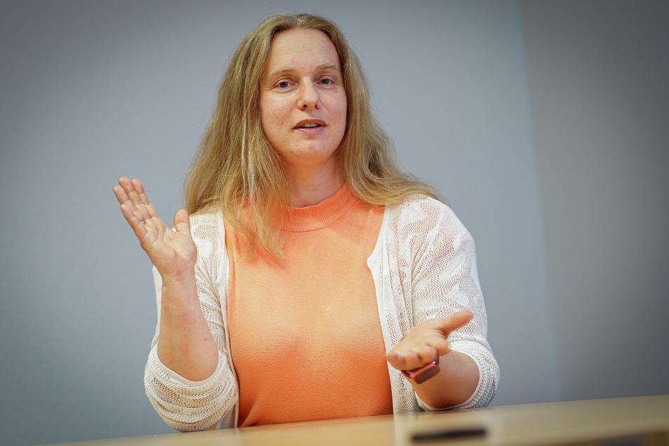 Dr. Jana Gärtner ist die Amtsärztin des Landkreises Bautzen.