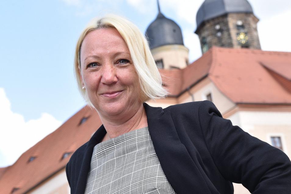 Ines Hanisch-Lupaschko ist die Geschäftsführerin des Tourismusverbandes Erzgebirge. Sie arbeitet an einem Aufschwung im Tourismus.