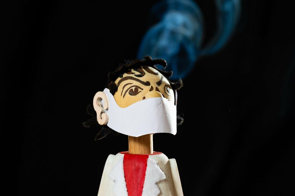Der rauchende Mini-Drosten soll nun in Serie produziert werden.