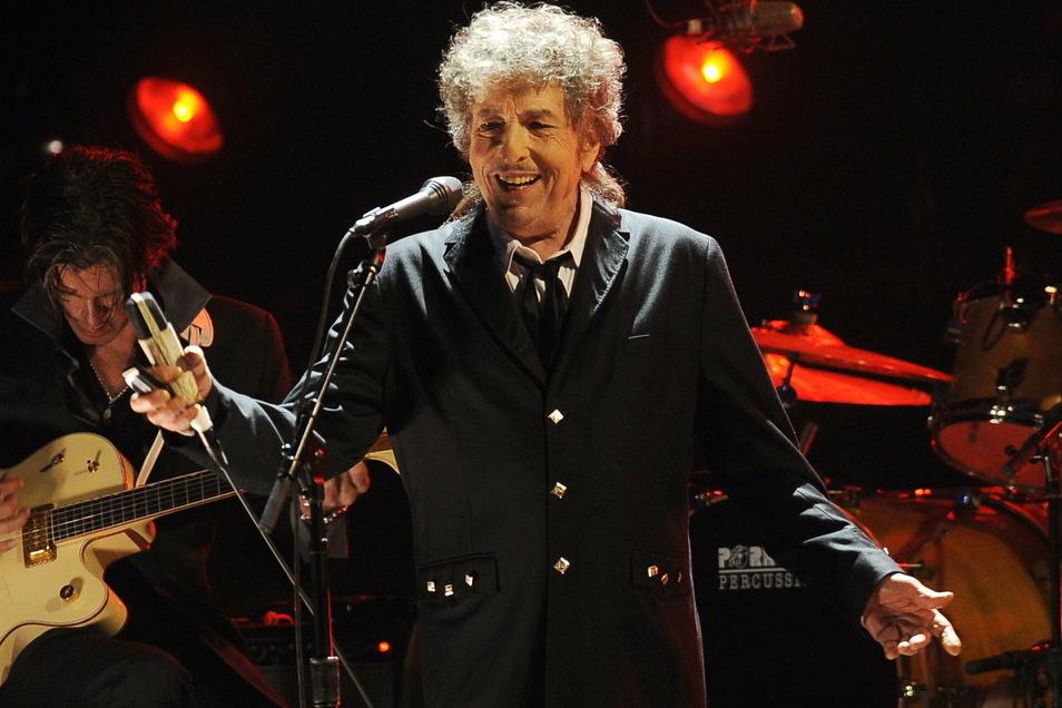 Bob Dylan hat die Verlagsrechte an allen seinen Songs an den Musikkonzern Universal Music verkauft.