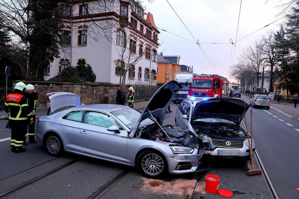 Wie es zu dem Unfall kam, ist Gegenstand der polizeilichen Ermittlungen.
