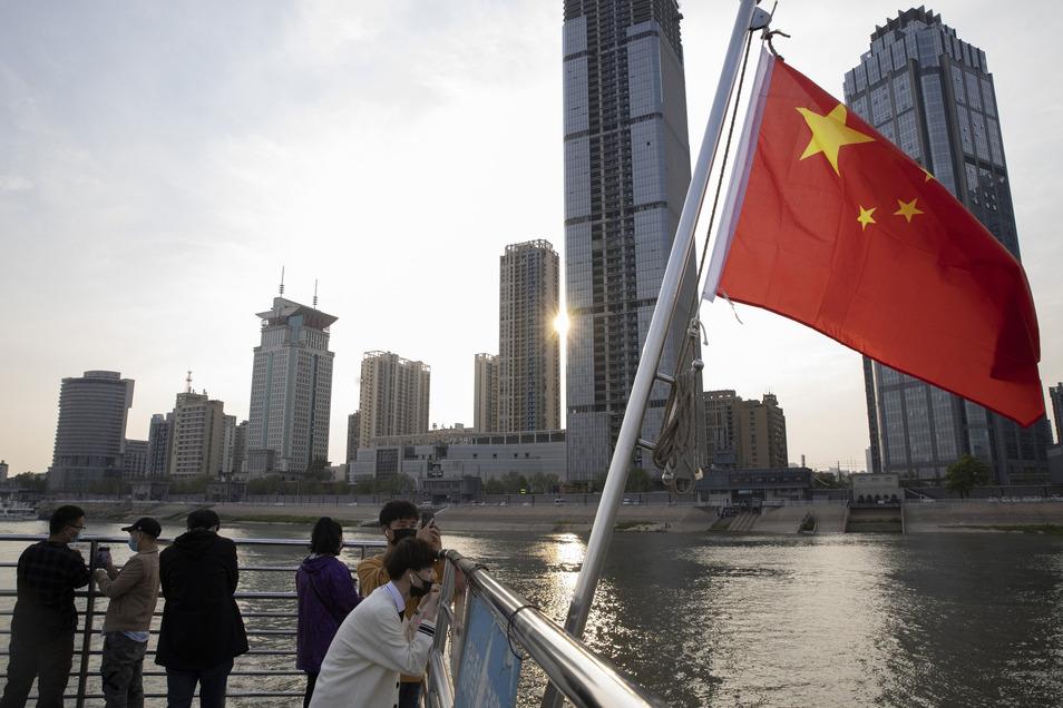 Langsam kehrt das Leben nach Wuhan zurück.