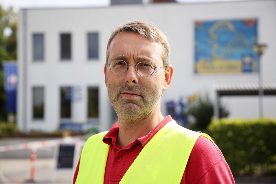 Olaf Klenke ist Landesbezirkssekretär bei der NGG Ost.
