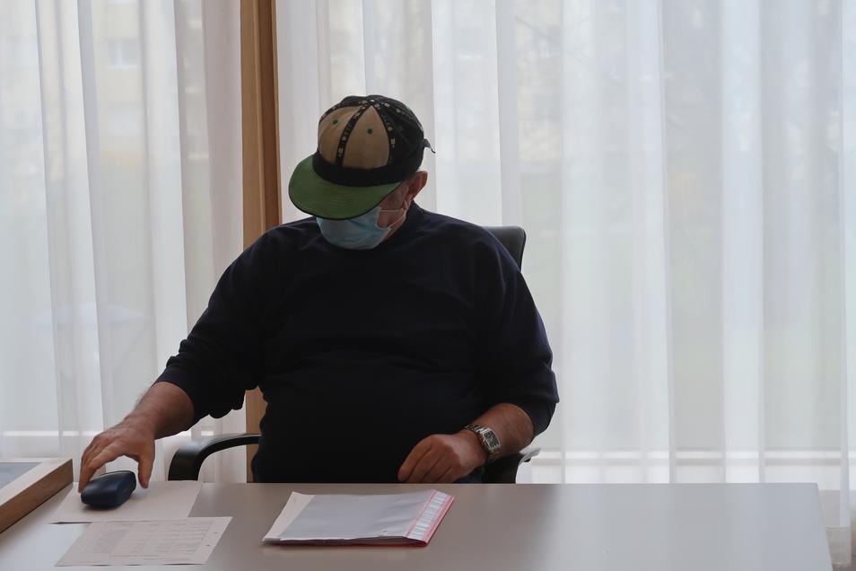 Thomas H. aus Dresden bestreitet auch nach der zweimonatigen Beweisaufnahme am Landgericht Dresden sowohl die schweren Missbrauchsvorwürfe als auch den Besitz von Kinderpornografie.