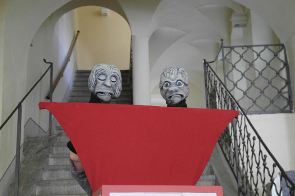 Das Theater 7schuh bietet einen ungewöhnlichen Blick auf Görlitz.