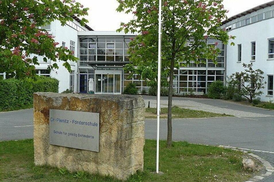 Dr.-Pienitz-Förderschule an der Otto-Walther-Straße in Pirna: Die Lehrer machen eine wunderbare Arbeit.