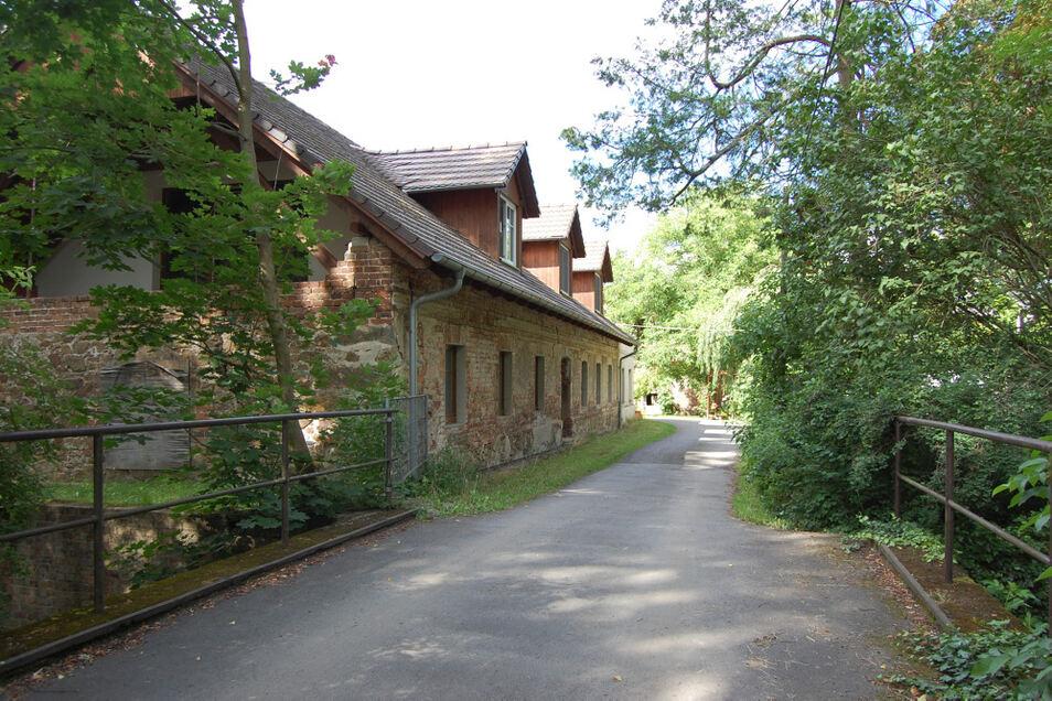 Die Wassenburg war früher einmal ein beliebtes Ausflugsziel.