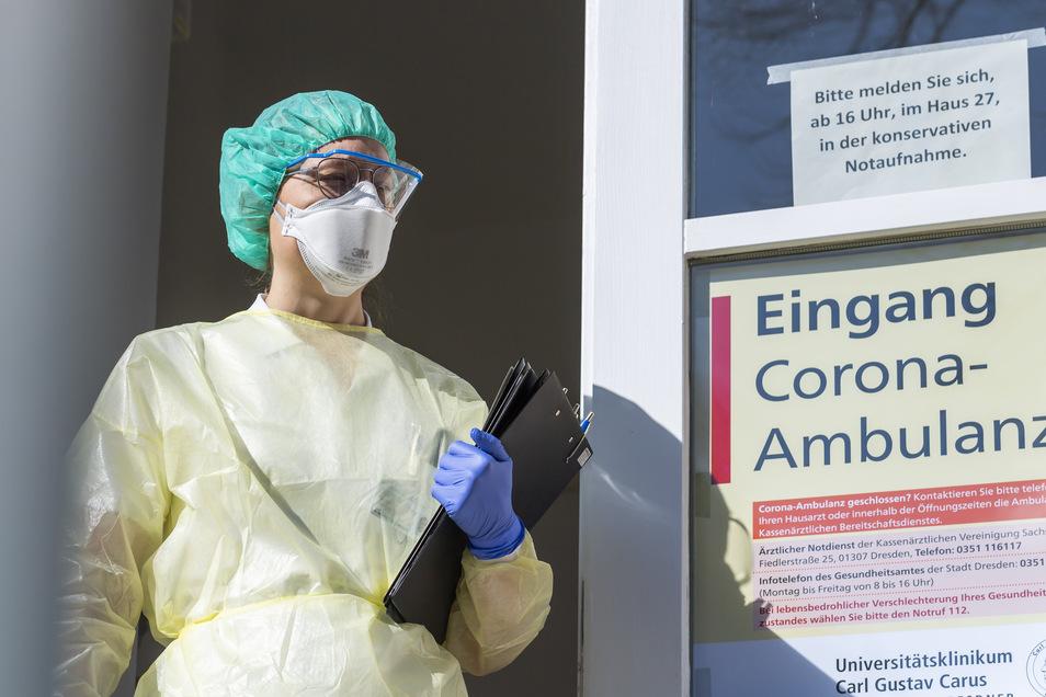 Wie haben die Patienten im Landkreis Bautzen Corona erlebt? Der Landkreis startet eine Studie.