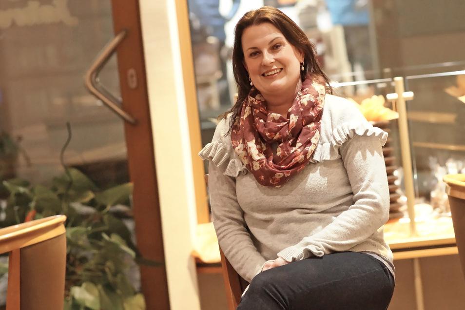 Sabine Schwarz ist die neue Vorsitzende des CDU-Ortsverband Nossen. Sie spricht über Probleme in Nossen und Zukunftspläne.