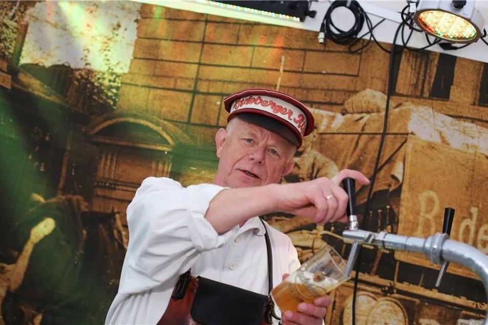 Bierkutscher Ernst.