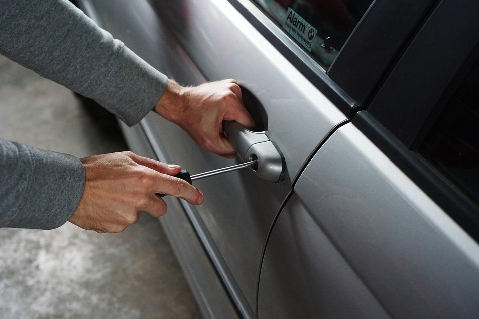 Fahrzeugdiebstähle sind innerhalb eines Jahres um rund zehn Prozent zurückgegangen.