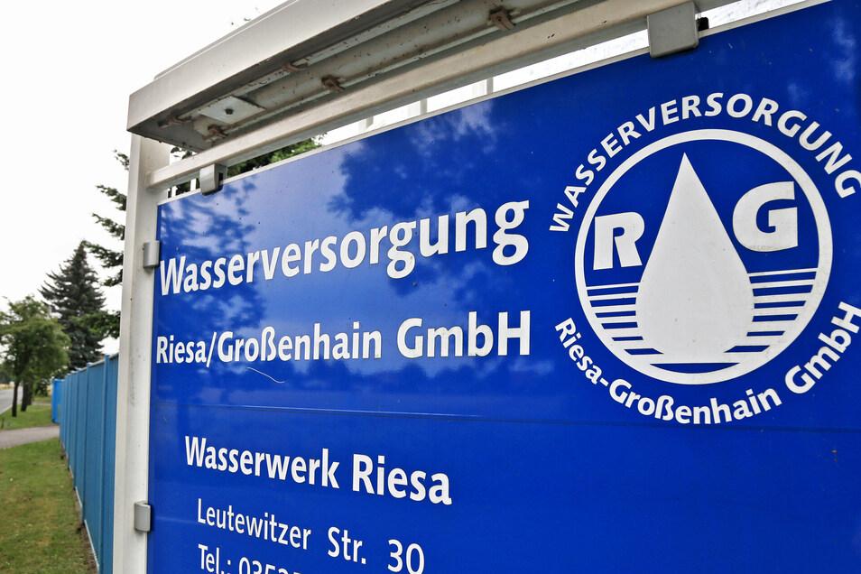 Eine wichtige Anbindung des Wasserwerks Riesa muss erneuert werden.
