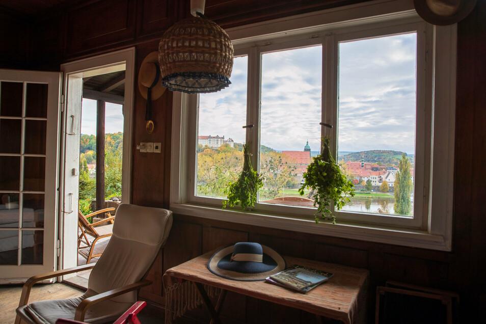 """""""Old Towns and Castles."""" Amerikaner lieben Dinge mit Geschichte. Kein Wunder, dass sich Robert Reimann in Pirna verknallt hat."""