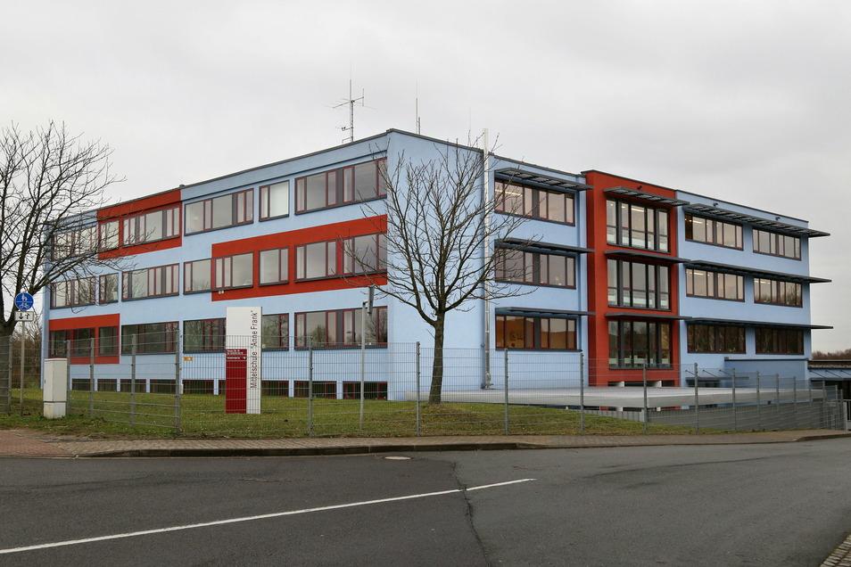 Oberschule Anne Frank Stauchitz.