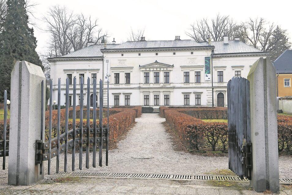 Der Liebieg-Palast in Liberec soll zu einem Gemeindezentrum umgestaltet werden.